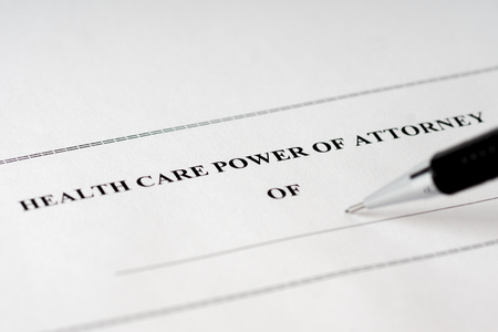 Getting Divorced? Don't Forget to Update Your Healthcare Power of Attorney