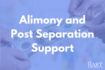 Alimony In North Carolina The Hart Law Firm Pa