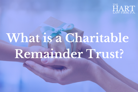 Love giving to Charity? The Charitable Remainder Trust May be Just What You Need