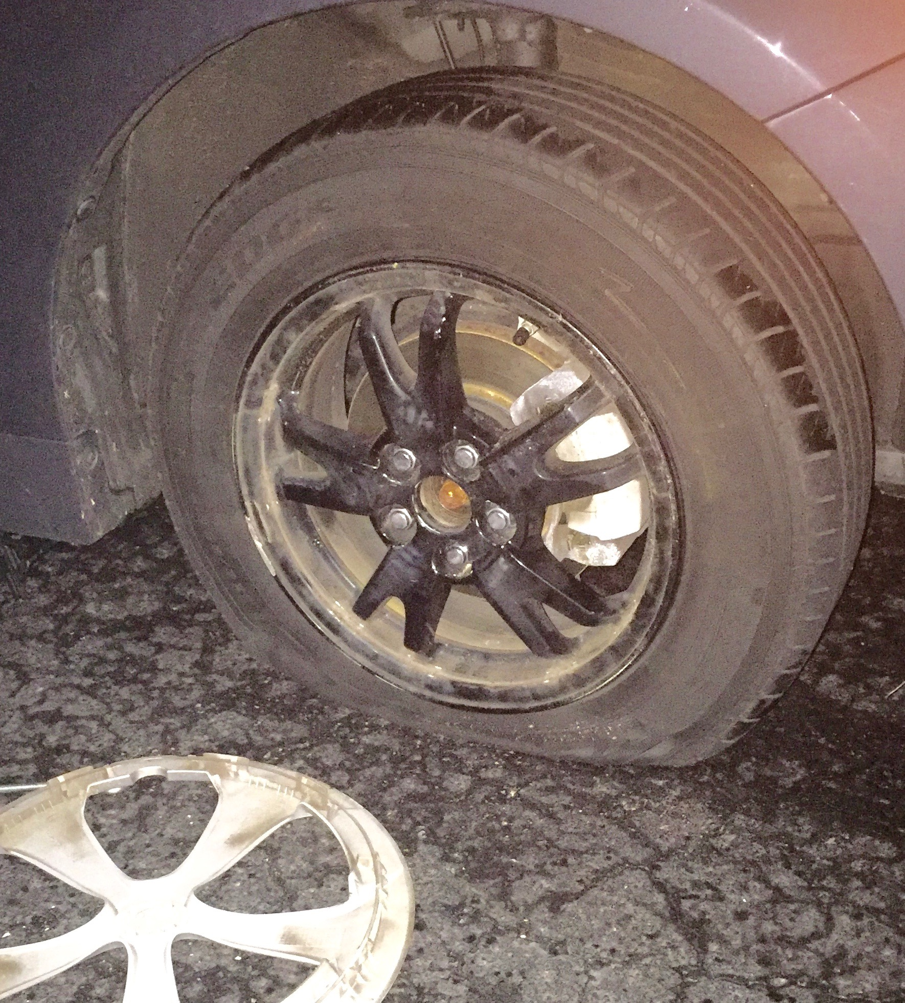 How a Spare Tire Is Like Your Estate Plan