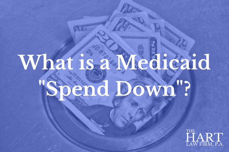 Medicaid Spend Down