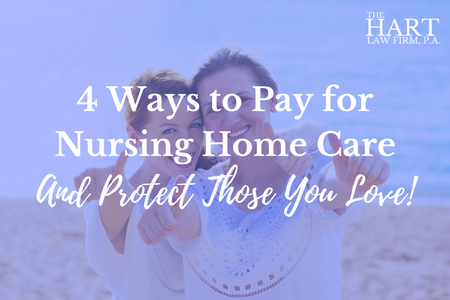 How to Pay for Nursing Home Care in North Carolina